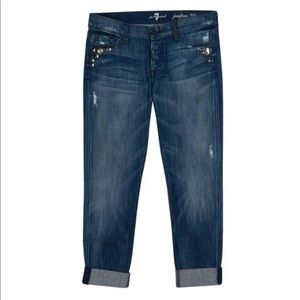*LIMITED EDITION*  7 For All Mankind denim